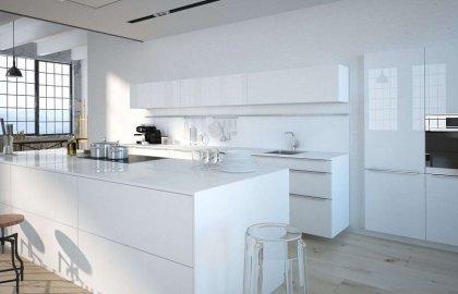 5 טיפים לבחירת עיצוב למטבחים לבנים
